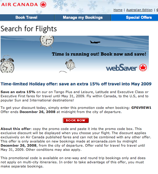 Air Canada is Canada's largest airline and flies to destinations around the world. It was formed in and offers a frequent flyer plan called Aeroplan. Customer reviews indicate that competitive ticket pricing and hospitality are some of the factors that customers appreciate about Air Canada.