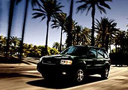 Hertz - SUV under the palms (Photo: Hertz)