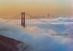 &lt;p&gt;&lt;b&gt;Golden Gate Bridge, San Francisco&lt;/b&gt;&lt;/p&gt;&lt;p&gt;The &lt;a href=&quot; http://goldengatebridge.org/visitors/&quot;target=&quot;_blank&quot;&gt;Golden Gate Bridge&lt;/a&gt; is the trademark symbol of <a href=
