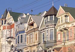 Houses in San Francisco (Photo: Index Open)