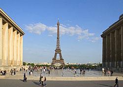 Eiffel Tower, Paris (Photo: Paris Tourist Office/Catherine Balet)