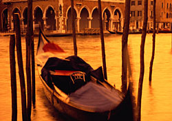"With its many canals, gondolas, and waterfront palaces, Venice is a storybook destination for romance. You can live like a local by renting an <a href=""http://www.vrbo.com/vacation-rentals/europe/italy#1413""target=""_blank"">apartment or vacation home</a>, many with canal views."