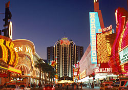 Fly to Las Vegas for Fewer American Miles