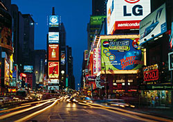 Times Square, New York City (Photo: iloveny.com)