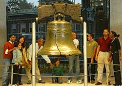 Liberty Bell Center, Philadelphia (Photo: R. Kennedy/GPTMC)