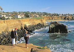 Ocean Beach (Photo: San Diego CVB/Brett Shoaf)