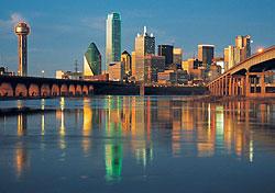 Dallas skyline (Photo: Dallas CVB)