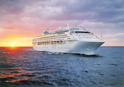 Photo: Princess Cruises