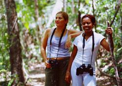 Women in Belize (Photo: Index Open)