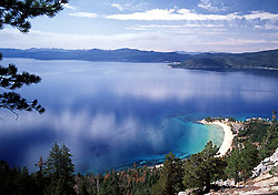 Summer in Lake Tahoe (Photo: Incline Village/Crystal Bay Visitors Bureau)