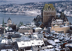 Quebec City, Canada (Photo: PhotoDisc)