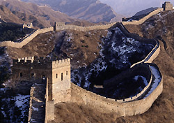Great Wall of China (Photo: Ralph Reinhold/Index Open)