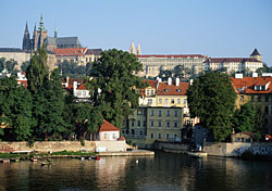Prague Castle (Photo: Emma Lee/Life File)