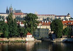 Prague Castle (Photo: Emma Lee/Life File)