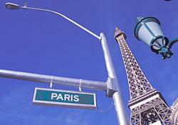 Eiffel Tower, Paris (Photo: Index Open)