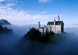 Neuschwanstein Castle, Bavaria, Germany (Photo: Index Open)