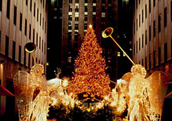 Holiday hotel deals in new york city for Traveling to new york in december