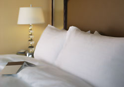 Hilton Suite Dreams bed (Photo: Hilton Hotels Corporation)