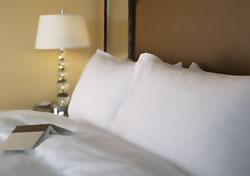 Hilton Suite Dreams bed (Photo: Hilton Hotels Corporation)