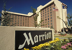 New York LaGuardia Airport Marriott (Photo: Marriott)