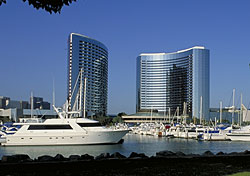 San Diego Marriott Hotel & Marina (Photo: Marriott)
