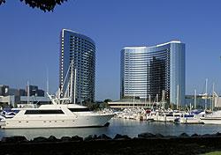 San Diego Marriott Hotel & Marina (Photo: Marriott)