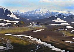 Icelandic highlands (Photo: Josh Roberts)