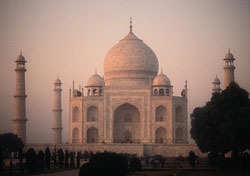 Taj Mahal, Agra, India (Photo: Ingo Jezierski)