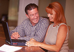 Couple with laptop (Photo:Index Open)