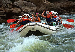 Rafting on West Virginia's New River (Photo: West Virginia Division of Tourism)