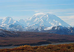 Mount McKinley, Alaska (Photo: Anne Banas)