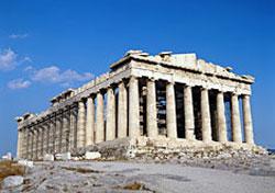 The Parthenon, Athens, Greece (Photo: Adam Crowley)