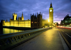 Big Ben and Westminster Bridge, London (Photo: Hisham F. Ibrahim)