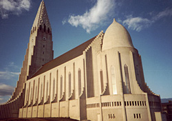 The Church of Hallgrímur, Reykjavik, Iceland (Photo: Jack Steadman, SmarterTravel.com Staff)