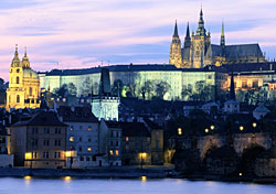Prague at Dusk (Photo: Philippe Colombi)