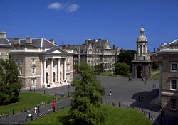 Trinity College, Dublin (Photo: Tourism Ireland)