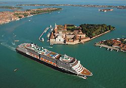 Westerdam in Venice, Italy (Photo: Holland Am