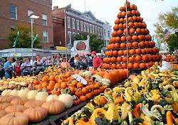 Pumpkins at the Circleville Pumpkin Show (Photo: Circleville Pumpkin Show)