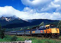 The Skeena making its way through the Canadian Rockies (Photo: Steven J. Brown)