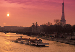 Paris has a well-deserved reputation for being the world's most romantic city, with its elegant architecture, sumptuous cuisine, intimate cafes, and priceless art. Beyond a leisurely cruise down the Seine, consider the Paris CVB's self-guided romance tour for lovers visiting the city.