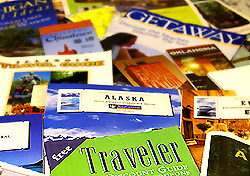 Travel brochures (Photo: IndexOpen)