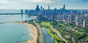Chicago from $121+/Nt