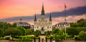 New Orleans from $77+/Nt