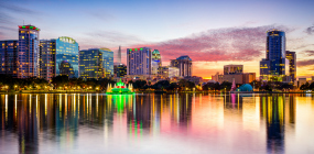 Orlando from $97+/Nt