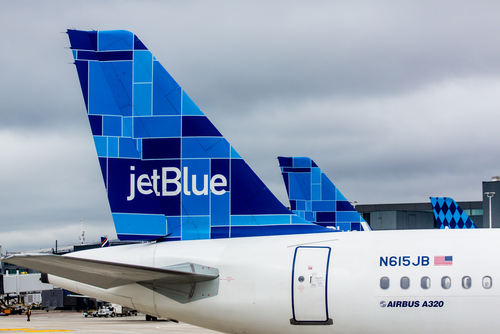 jetBlue Wingin'-It Sale