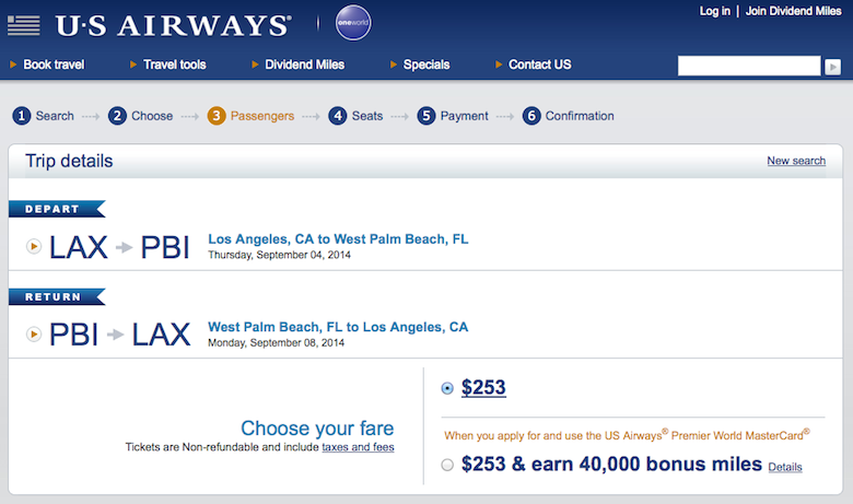 Domestic Fare Of The Day Los Angeles To West Palm Beach 253 Round Trip Blog Airfarewatchdog