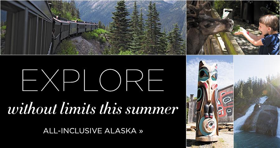 Upgrade Your Summer in Alaska
