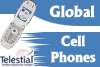 Int'l Cell Phones & SIM Cards $19+