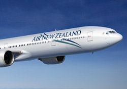 Air New Zealand aircraft front (Photo: The Boeing Company)