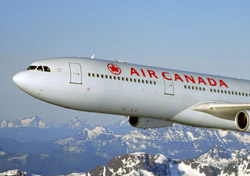 Air Canada aircraft close up (Photo: Air Canada)